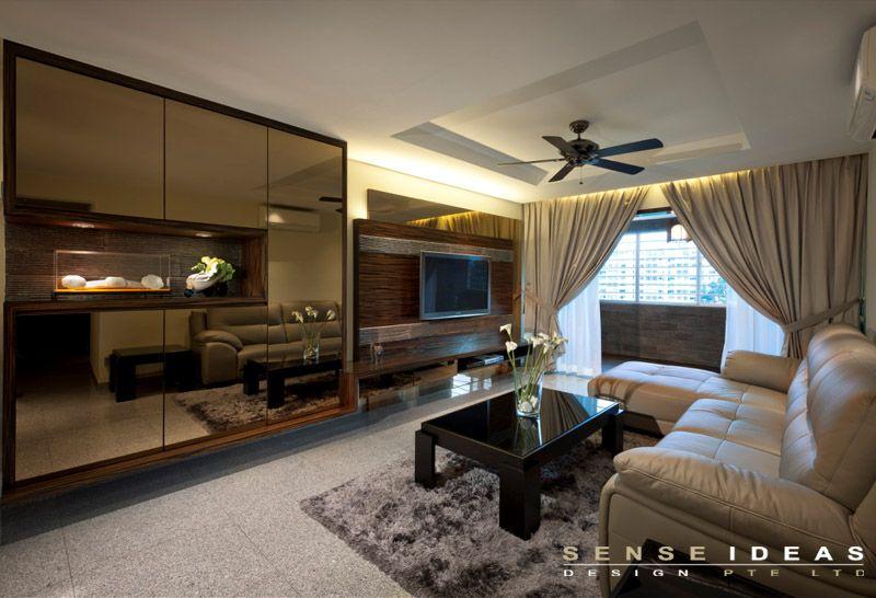 Singapore Interior Design Simple And Nice Minimalist HDB Flat 900x598 Pixels