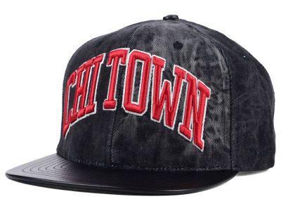 a07a54c4dfd Legendary MFG Co Chi Town Cloud Snapback Hat