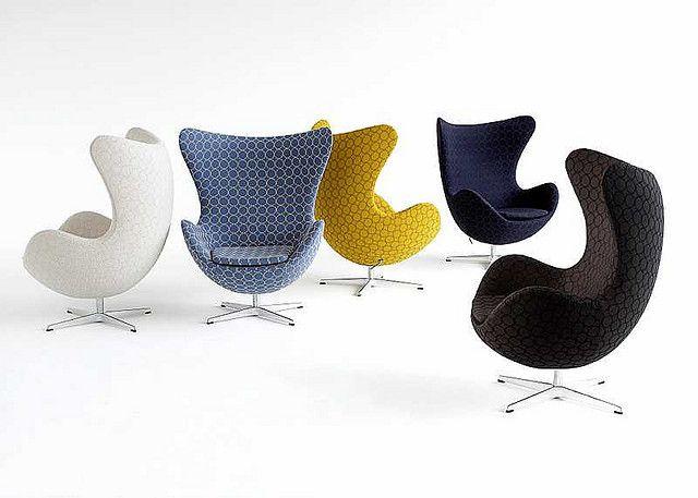 Poltrona Egg Di Jacobsen.Egg Chair Arne Jacobsen Egg Chair Modern Classic Furniture