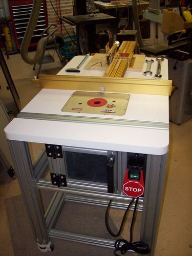 The basement 7 new incra router table by jl7 lumberjocks the basement 7 new incra router table by jl7 lumberjocks woodworking community greentooth Image collections