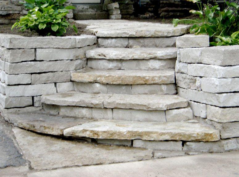 Flagstone Stairs Garden Pinterest Flagstone Stone
