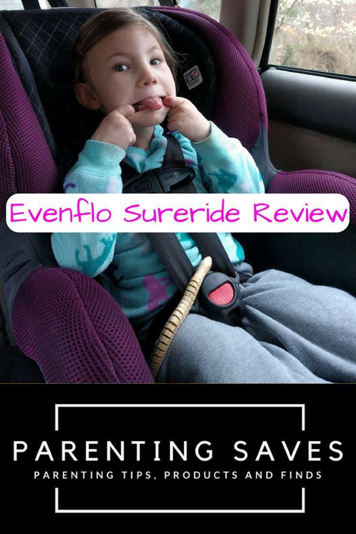 Evenflo Sureride Car Seat