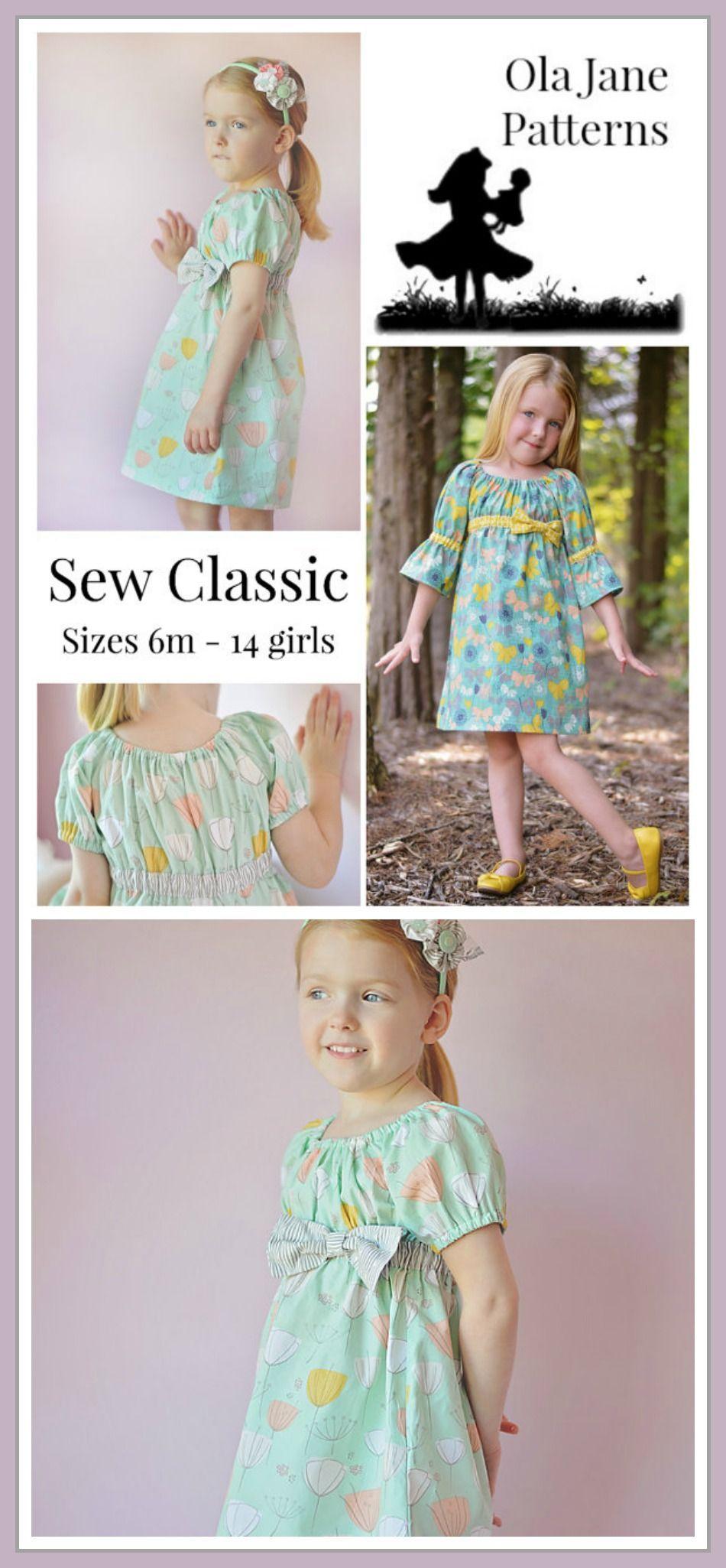 Would make a cute easter dress back to school dress sew classic would make a cute easter dress back to school dress sew classic empire waist peasant jeuxipadfo Images
