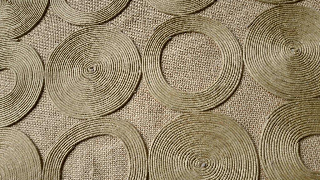 collections v ronique de soultrait art collection chemin de lit tissage. Black Bedroom Furniture Sets. Home Design Ideas