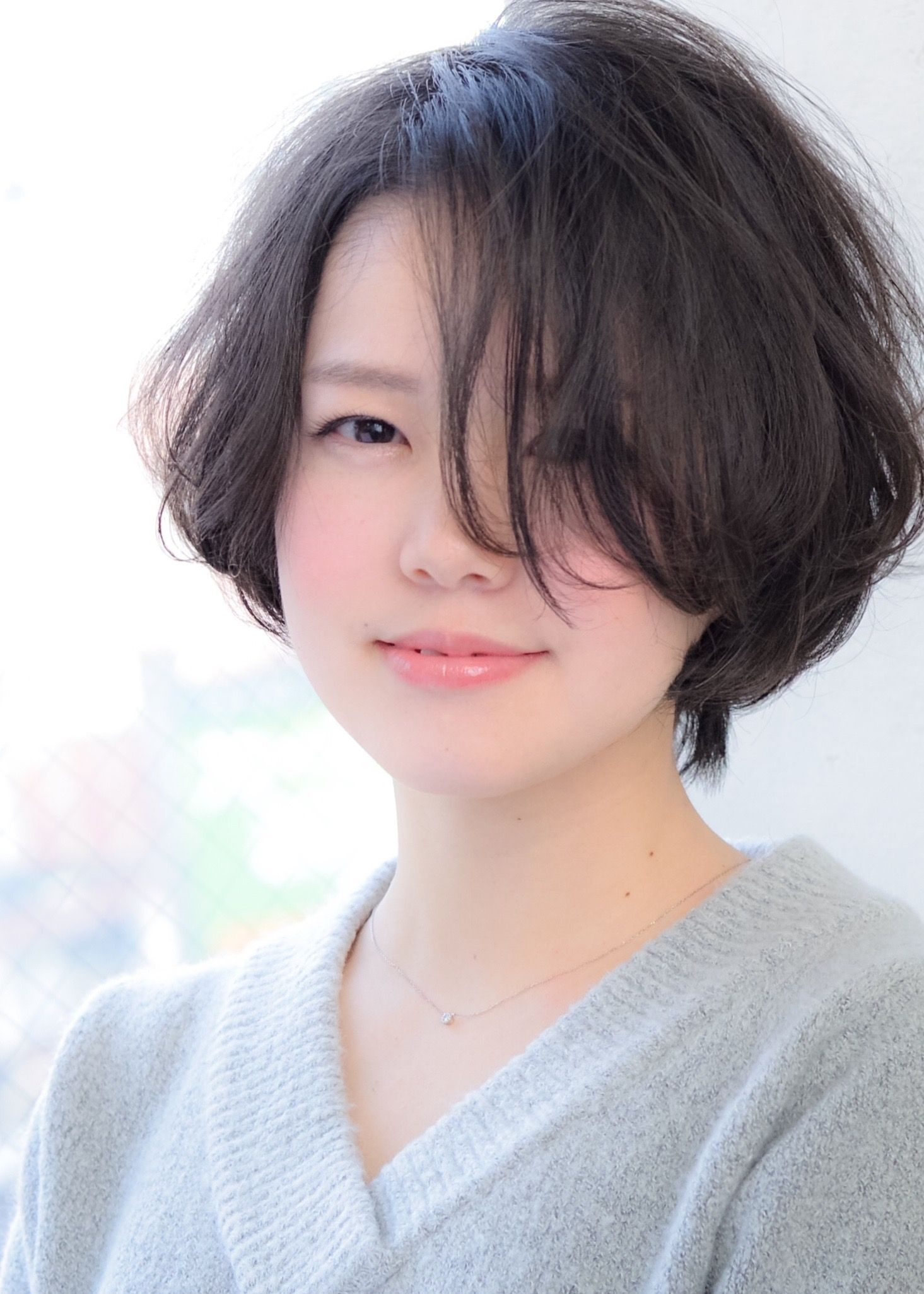 エラ 張り 顔 髪型