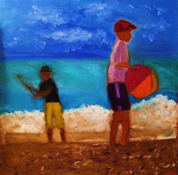Beach Boys By Ron Klotchman Art Fine Art Fine Art Prints