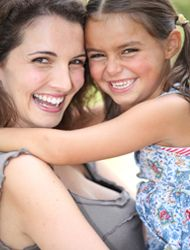 9 Ways to Be a Better Mom Every Day - being organized, healthy and well rested are a few!