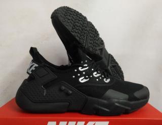 0f19dd74887c New 2018 NIke Air Huarache Drift PRM Men s Running Sports Shoes Black    White AH7334 001