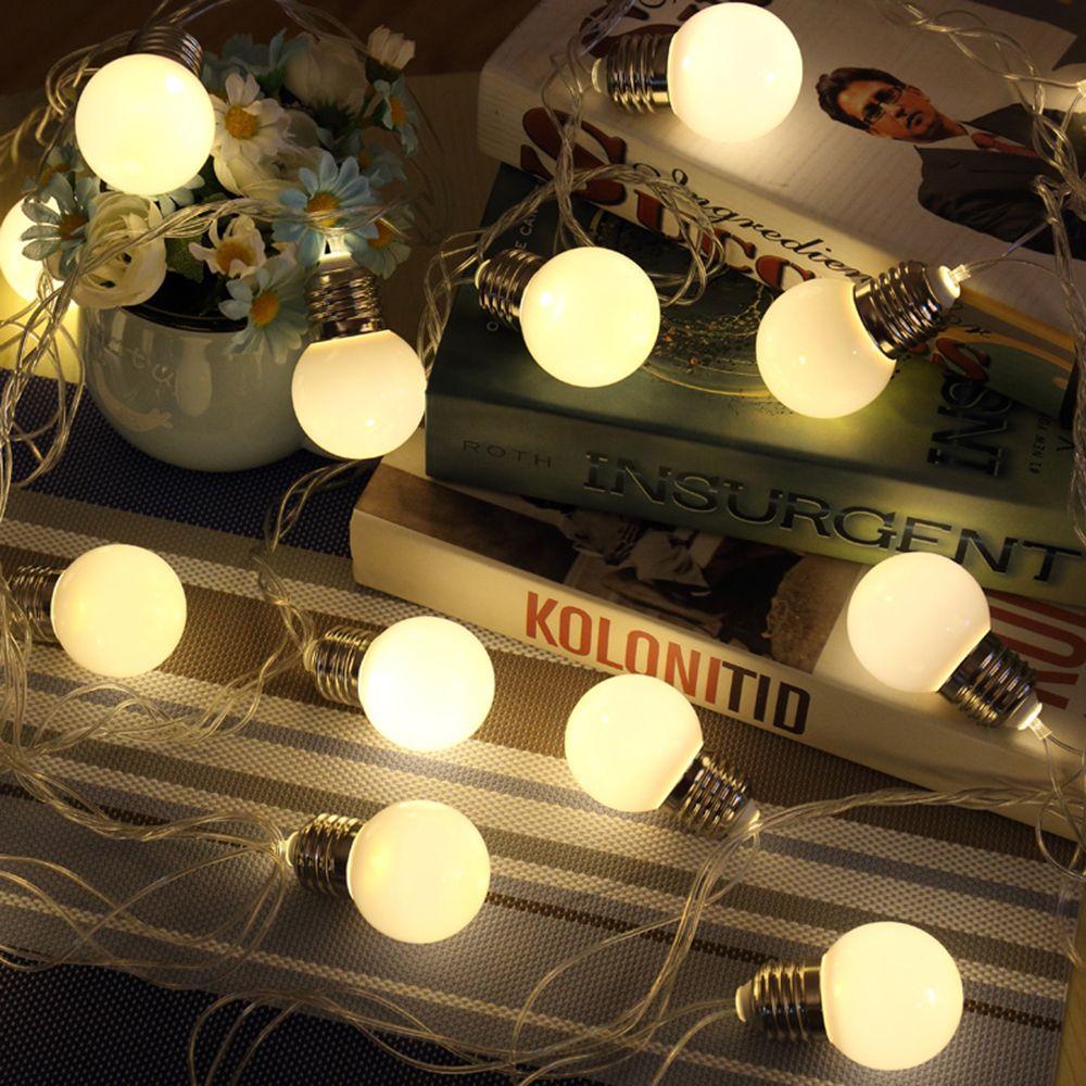 Decoration images for wedding  Tanbaby M  Led cm Globe Ball Festoon Holiday String lights
