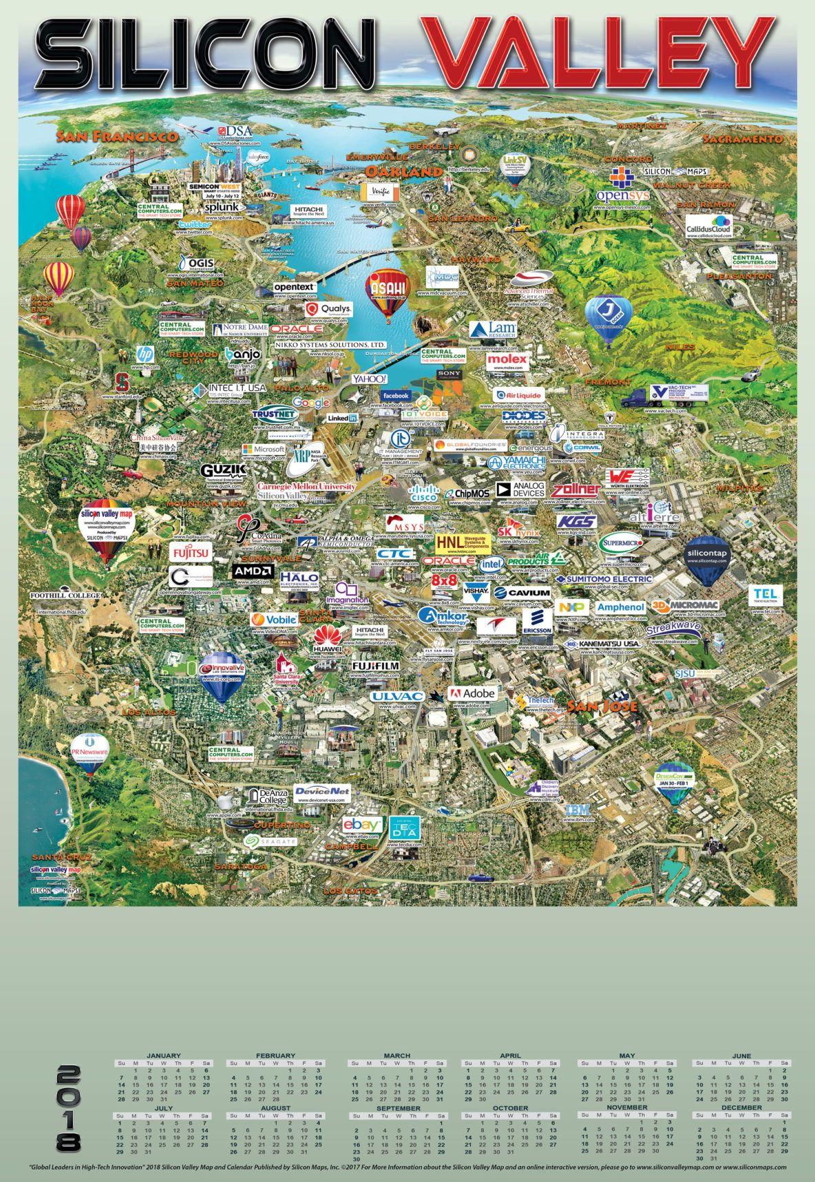 Silicon Valley Silicon valley california Forest