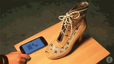 Shoe color changing app Shoes, High tech high, On shoes