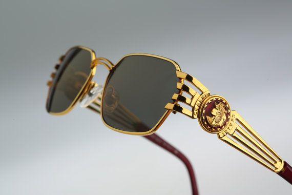 a3f36a20765 Charme Mod 7524 col 107   Vintage sunglasses   NOS   90S Rare ...
