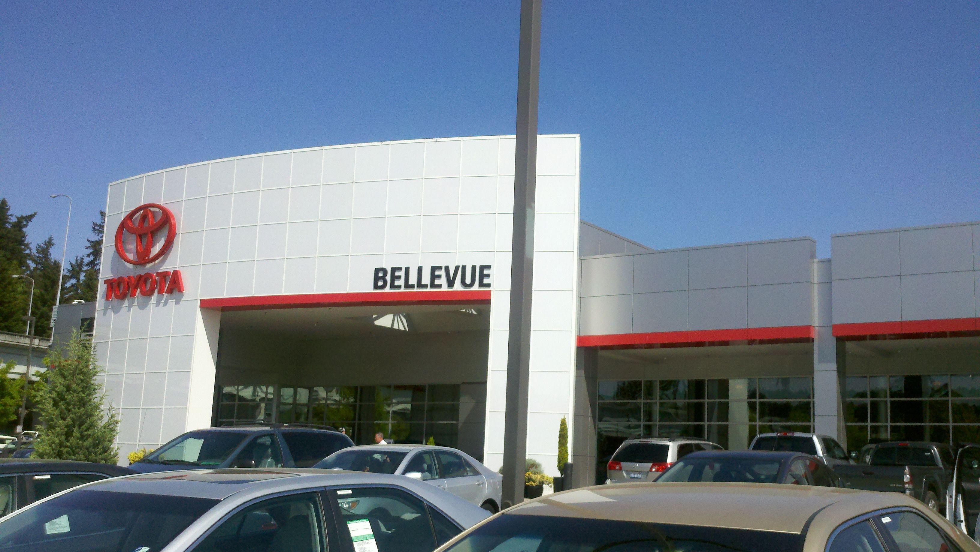 Toyota Of Bellevue Bellevue Dealership Toyota