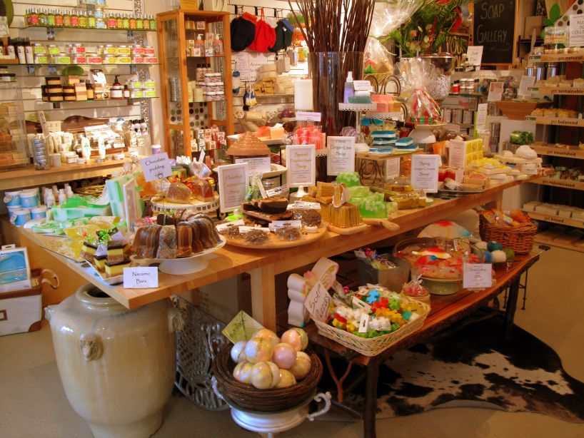 Craft Stores Soap Making