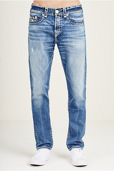 Hommes Rocco Jeans Skinny Vraie Religion 6UNHc2aB2c
