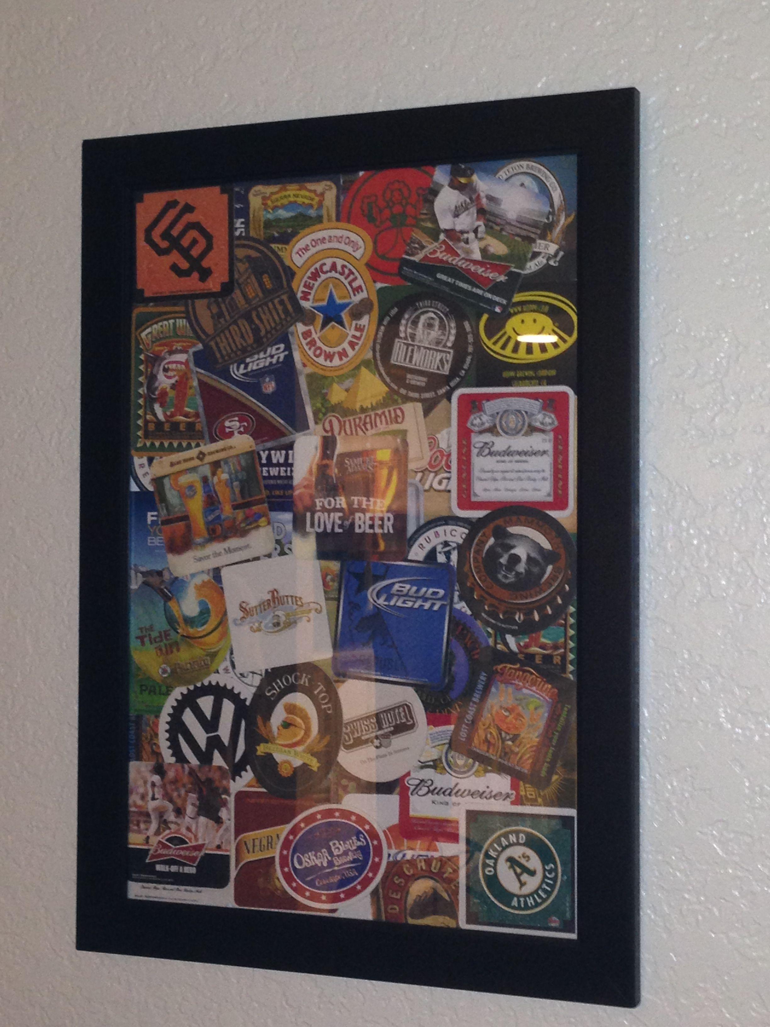 crafty ideas modern coasters. Crafty My beer coaster collage  Do it MYSELF Pinterest Beer