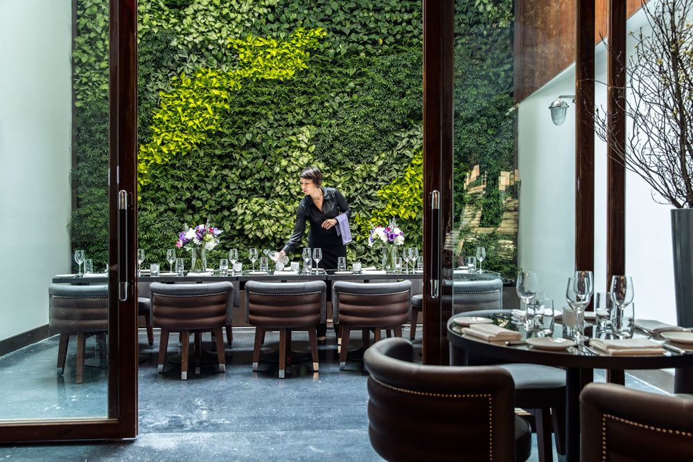 8 Impressive Private Dining Rooms in New York Restaurants | Nomad ...