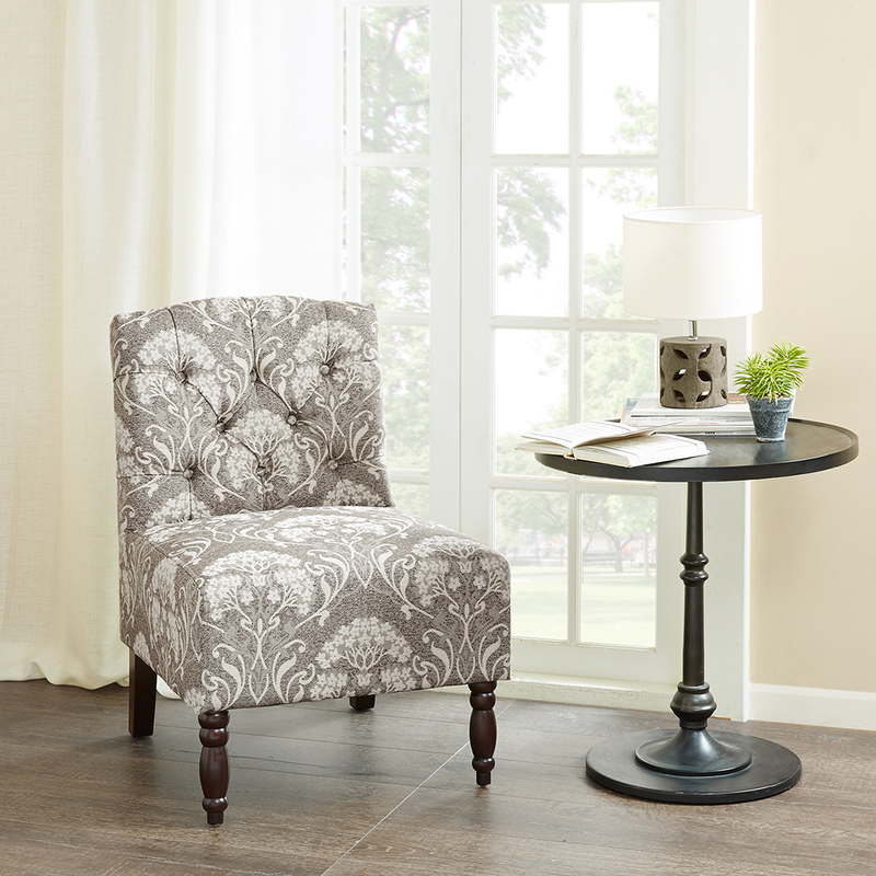 Armless Purple And Black Accent Chair Dimensions: Custom_image.png 800×800 Pixels