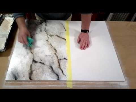 Diy Faux Granite Countertops Giani Granite White