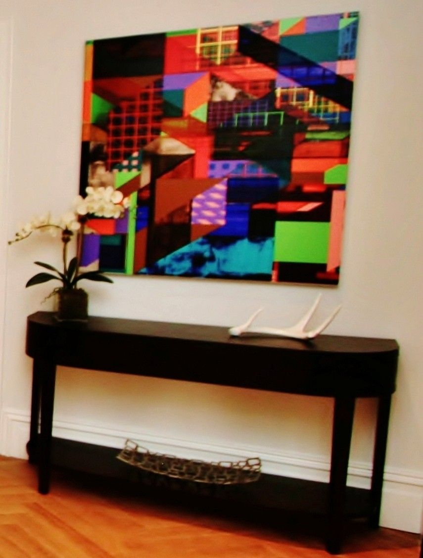 How High To Hang Pictures Ideas ~ http://lovelybuilding.com/steps-and-tips-of-how-high-to-hang-pictures/