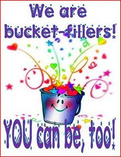 Are you a bucket filler or a dipper?