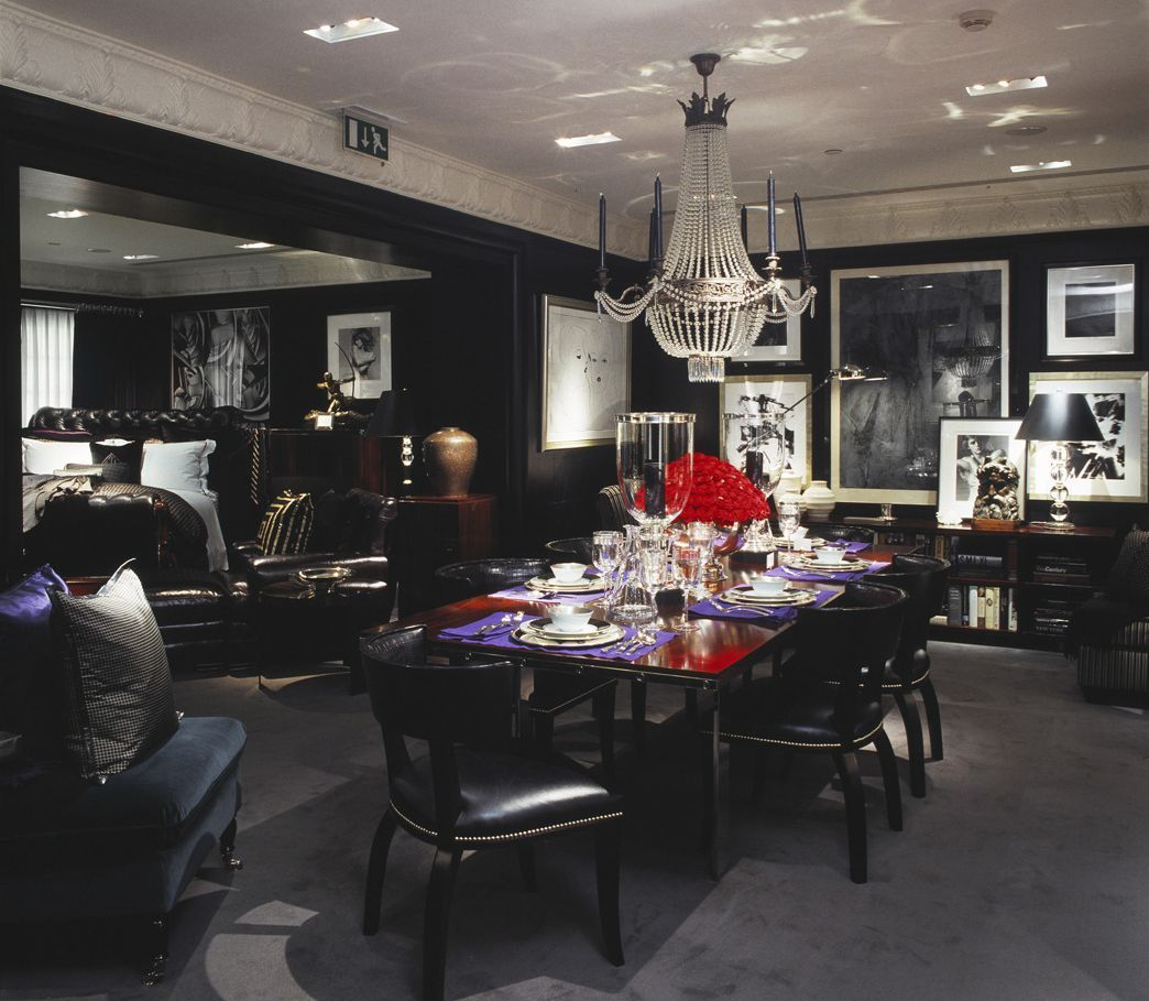 Ralph lauren home archives clivedon dining room ralph for Ralph lauren dining room ideas