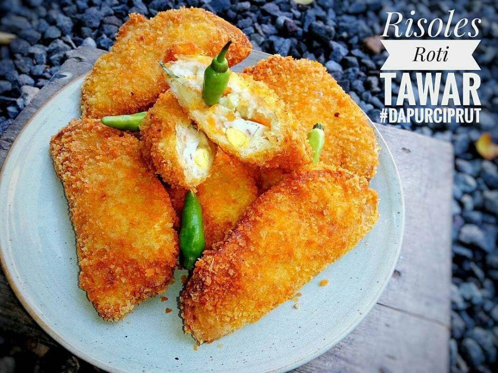 Resep Risoles Enak Dan Simpel Istimewa Resep Resep Masakan India Makanan