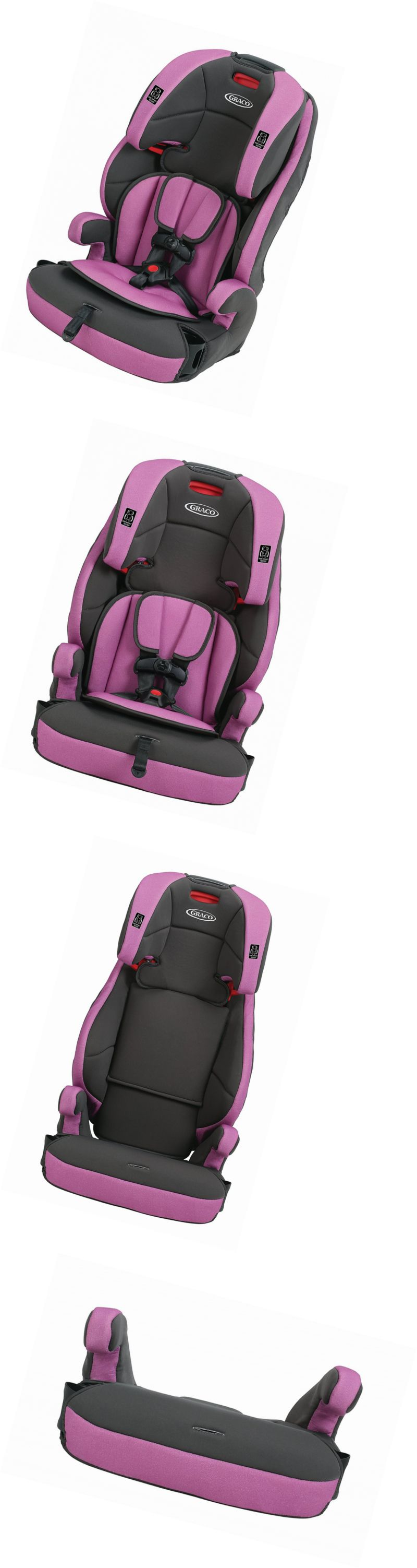 Convertible Car Seat 5 40lbs 66695 Graco Tranzitions 3 In 1 Harness Booster Kyte BUY IT NOW ONLY 10966 On EBay