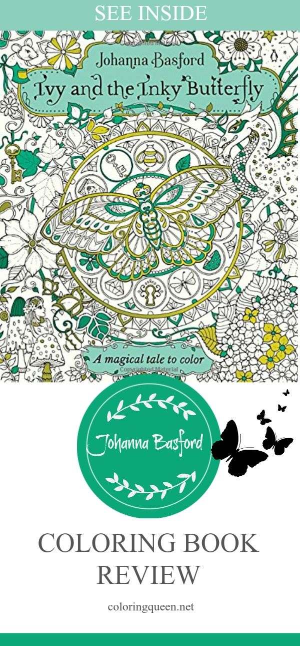 See The Ivy And Inky Butterfly Coloring Book Review Before You Buy Sixth