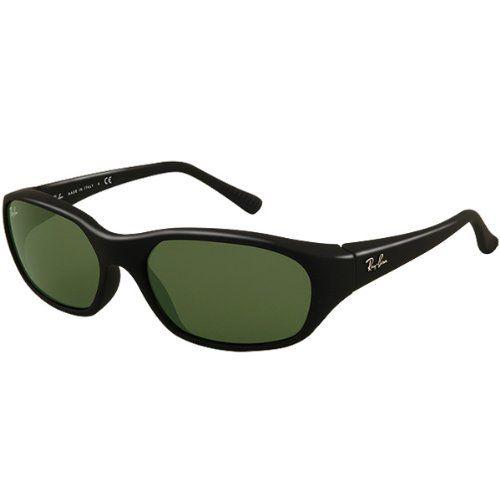 c5bbe9d1aa Ray-Ban RB2016 Daddy-O Active Lifestyle Designer Sunglasses/Eyewear – Matte  Black/G-15 XLT / Size 59mm Now for 75.99. Ray-Ban Daddy-O Sunglasses are a  ...
