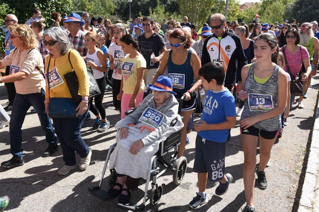 Jóvenes y mayores se unen para correr la V Milla Intergeneracional Siempre Vital