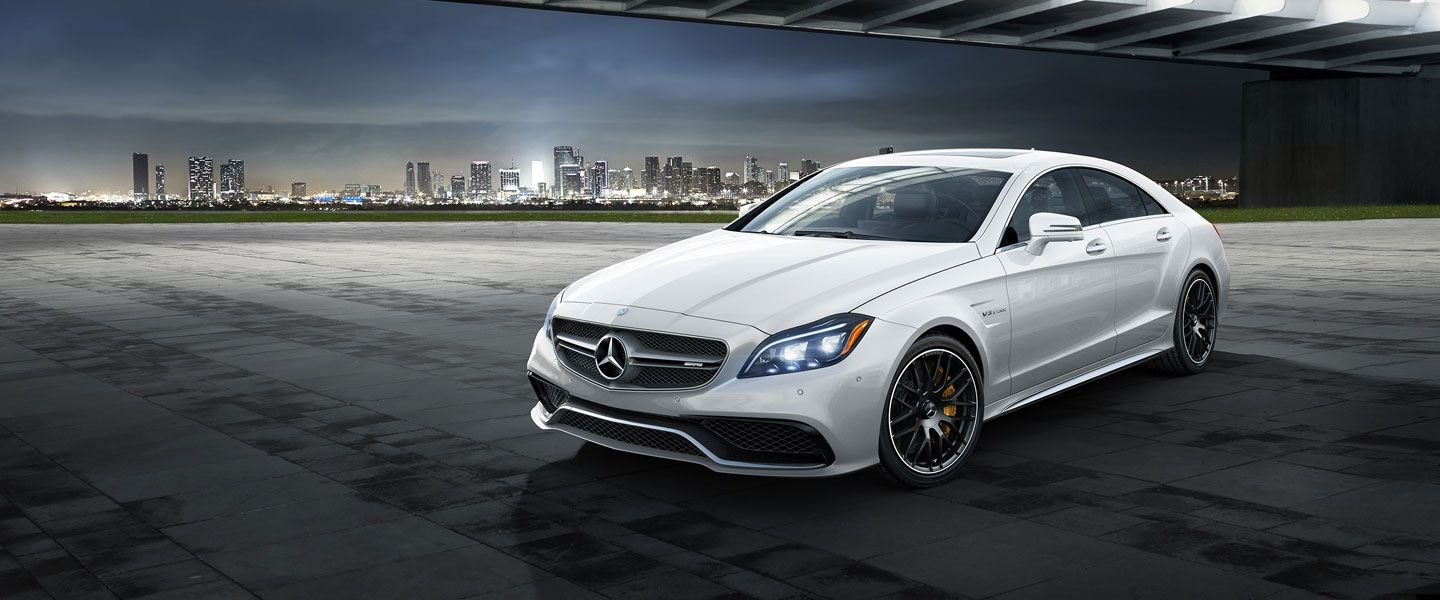 Mercedes Benz Cls Cl Coupe 2016