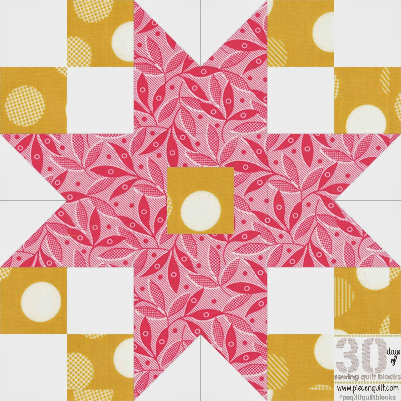 Piece N Quilt: How to: Owl Quilt Block - 30 Days of Sewing Quilt Blocks