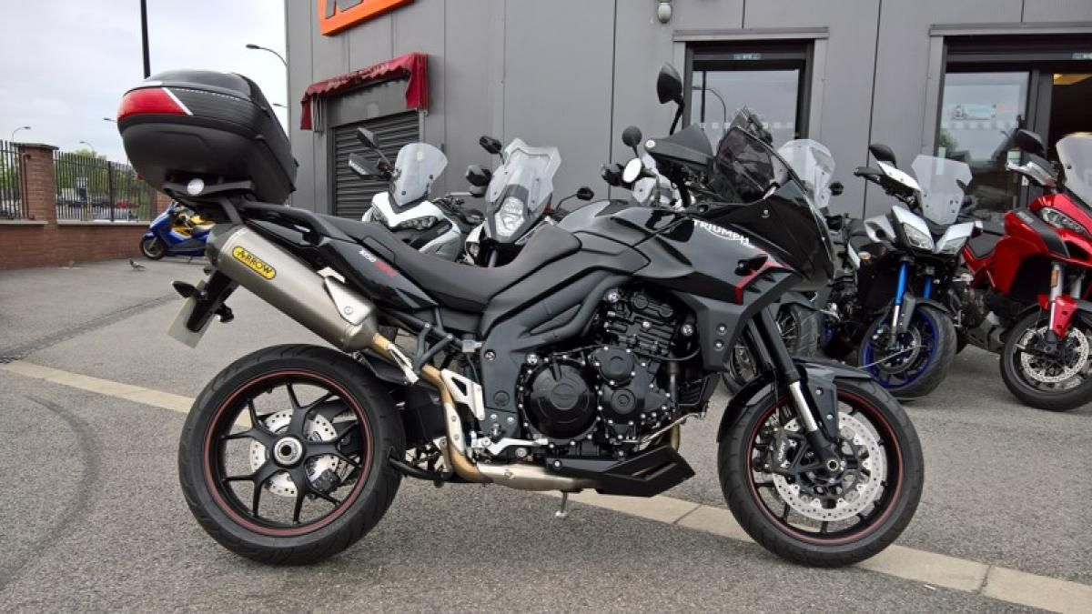 2015 Triumph Tiger 1050 Sport Just Arrived Triumph Tiger