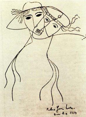 Decamos Ayer Federico Garca Lorca  El blog de las artes y las