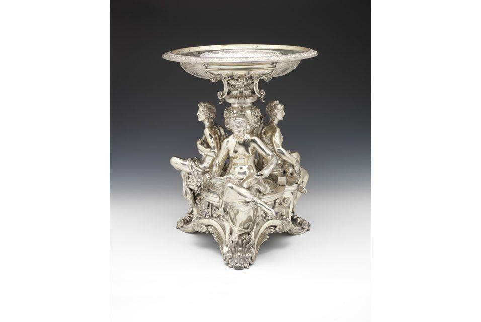 François Désiré Froment Meurice 1802 1855 Silver