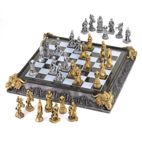 Medieval-Dragon-Chess-Set-with-Case