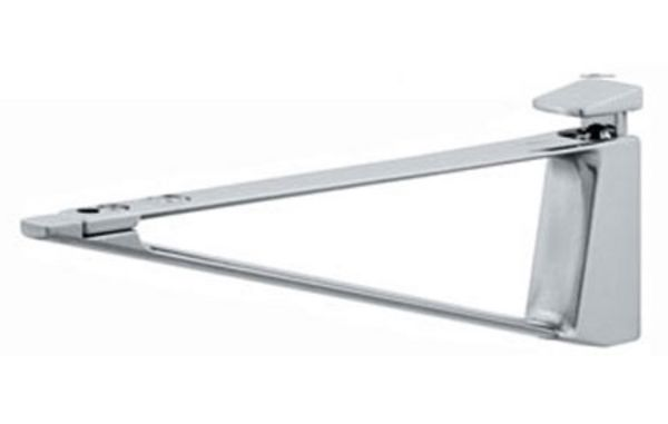 Glass/Wood 445 mm Shelf Bracket 180 mm Shelf brackets