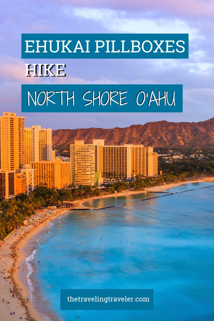 Ehukai Pillboxes Hike North Shore O Ahu Hawaii Travel Travel