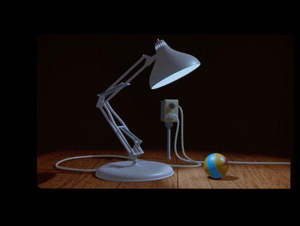 Luxo Jr Pixar Shorts Disney Funny Lamp