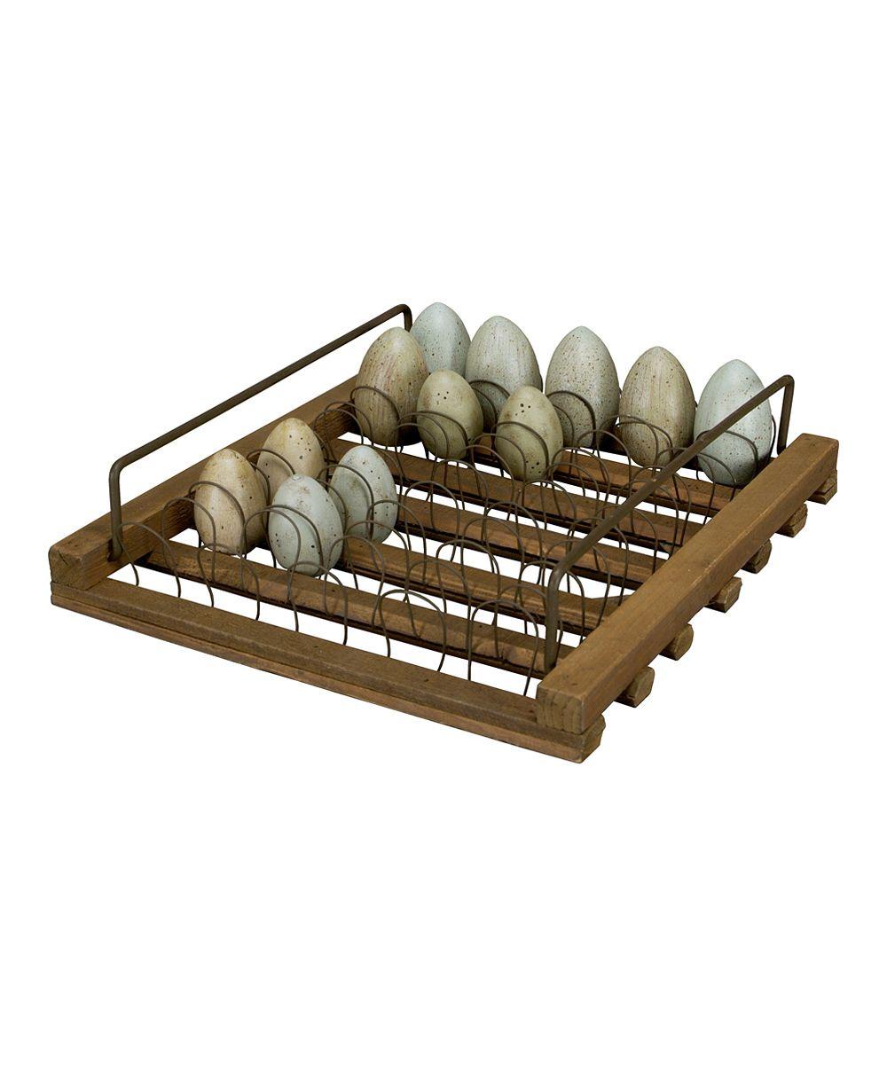 Reproduction Egg Rack