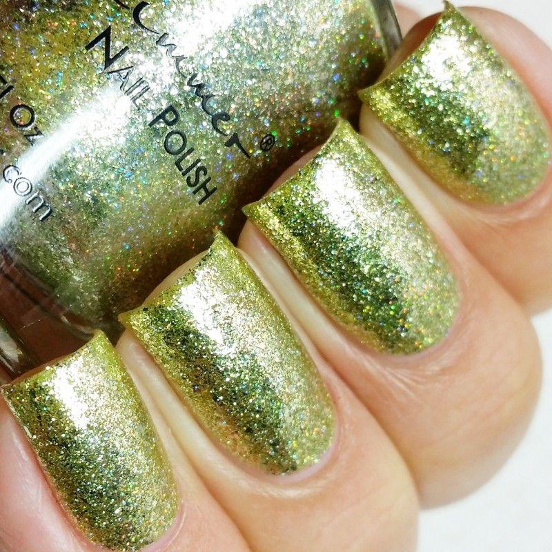 KBSHimmer Peridot Metallic Flakie Nail Polish | August: Peridot ...