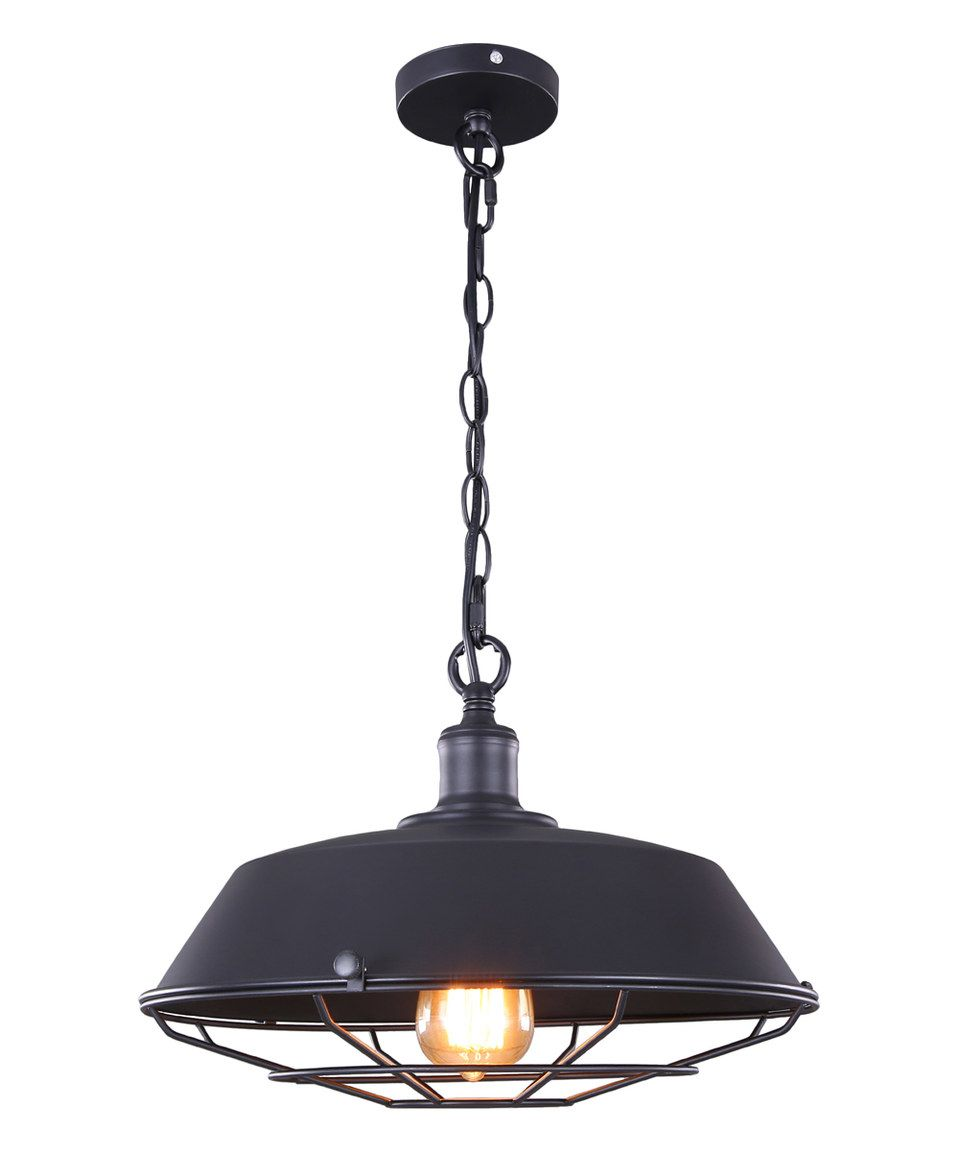 Take a look at this Journee Home Iron Bare-Bulb Pendant Light today ...