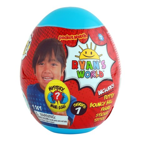 The Best Items From Walmart's Spring Savings Ryan toys