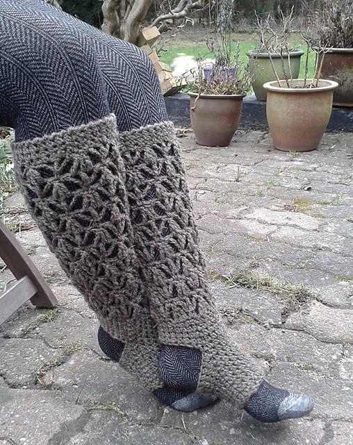 Crochet Yoga Socks Pattern Free Tutorials | Tejido, Telar y Mandalas