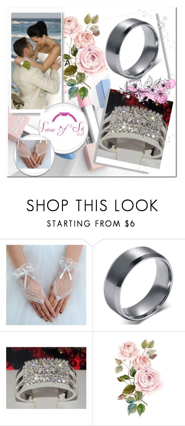 """""""SenseofStyle 34"""" by lejla150 ❤ liked on Polyvore featuring beauty, Sephora Collection and Karlsson"""