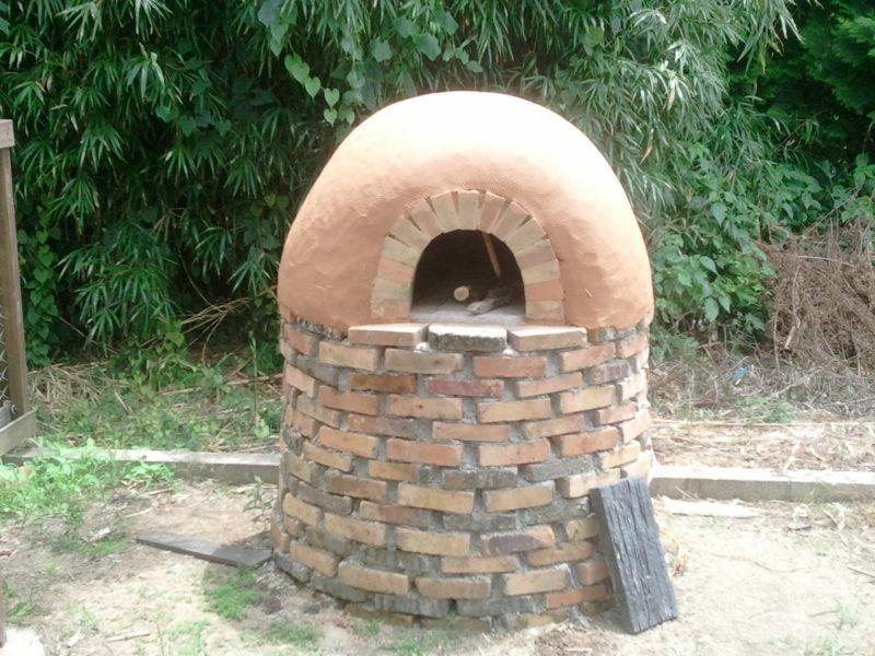 Pizzaofen Bauen Pizzaofen Pizzaofen Bauen Und Pizzaofen Garten