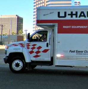 My First Time Driving A 26 Foot Moving Truck Moving Truck Uhaul Truck Moving