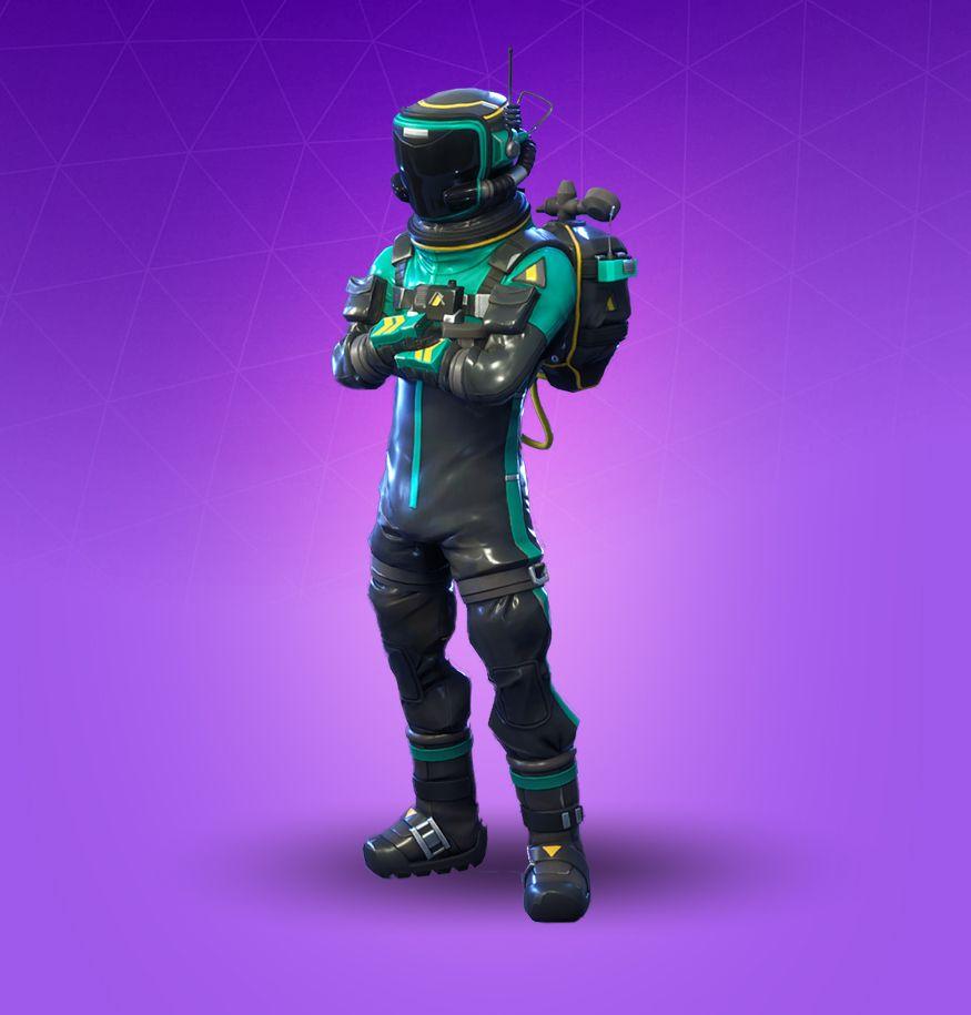Toxic Trooper Trooper Fortnite Epic Games