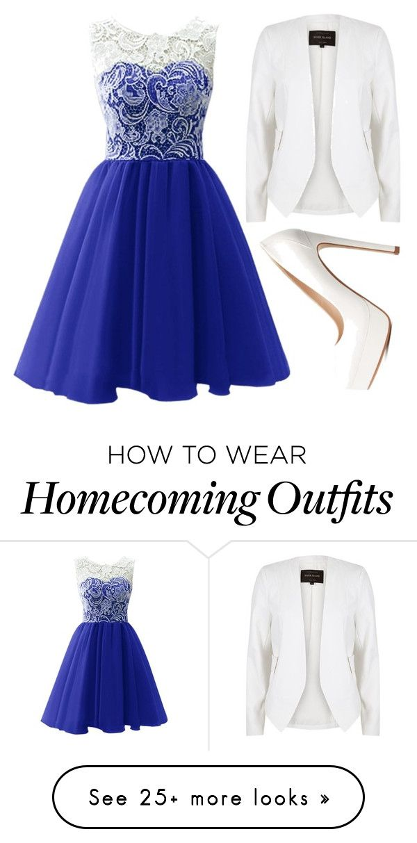 """""""Без названия #18"""" by miafox05 on Polyvore featuring River Island and Charlotte Russe"""